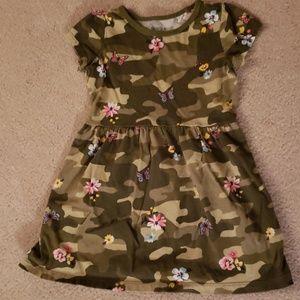 🌷Carter's Toddler Girl 3T Jersey Dress